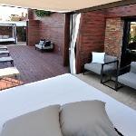 Terrace U232 Hotel Barcelona