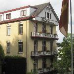 Een heel gezellig hotel en heel vriendelijk personeel