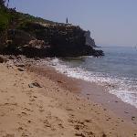 caños playa nudista