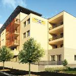 Facade Appart'City Montélimar