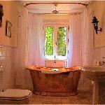 Suite de Luxe bathroom