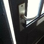 Recycled Front Door Lock
