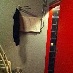 Clothes Storage & Heater