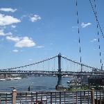 Vista desde el Puente Brooklyn