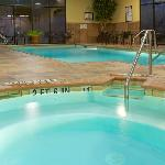 Hot Tub & Swimming Pool