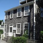 The Historic Mitchell House, Birthplace of Maria Mitchell.