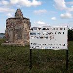 Hoskins Old Settlers Monument