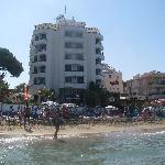 Asena Hotel Foto