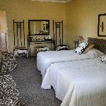 The safari room