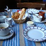 A very French breakfast