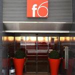 Design Hotel f6 Entrance