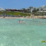 ближайший пляж, самый чистый в напе