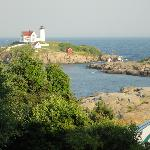 The coveted view of Nubble Light