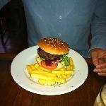 huge burgers!!