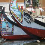 le imbarcazioni della laguna