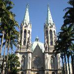 Catedral from the front