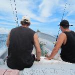Tuna Coast fishermen