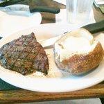 7 oz. sirloin steak