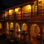 Habitaciones en Hacienda Colonial