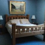 Beaver creek - queen size bed