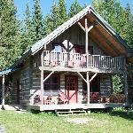 Palliser Cabin