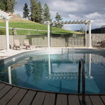 Our swimming pool for you to enjoy in the summer...