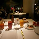 Grand Hyatt Berlin - breakfast - June 2 2011
