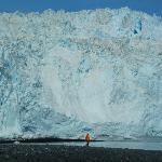 See glaciers up close