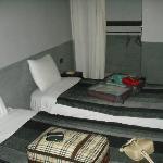 la habitación Chimssa