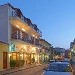 Pan Hotel Foto