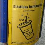 Excellent use of humour to promote recycling