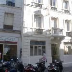 Hotel Béarnais Montmaitre