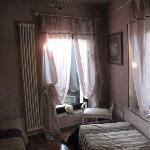 zweites Schlafzimmer, bzw. Kinderzimmer
