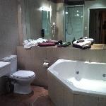 10/10 bathroom