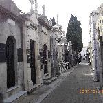 Recoleta street