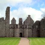Tolquhon Castle