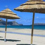 Praia . Beach