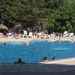 piscine animation