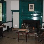 William Croghan's office