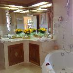 salle de bains pacha