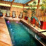Flat Creek Lodge's Japanese Bathhouse