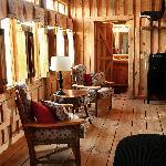 Flat Creek Lodge Cottage