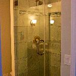 New shower!