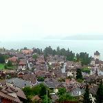 Uitzicht Parkhotel Oberhofen