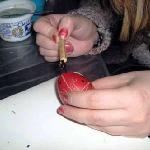 Egg painting Master Class