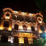 Vielle façade