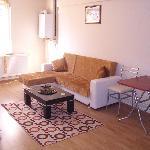 Living Room of 4th Floor
