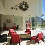 lobby bar sitting area