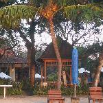 Beach View of Besakih Hotel