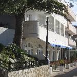 Hotel Perla - Front Entrance